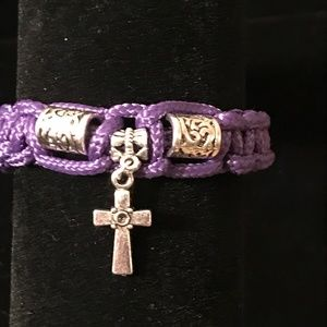 Handmade Paracord bracelets with  charms
